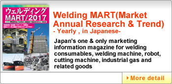 Welding MART(Market Annual Research & Trend)